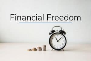 smarter and harder category tile - financial freedom