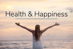 smarter and harder category tile - health and happiness